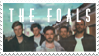 The Foals stamp by GlassDoe