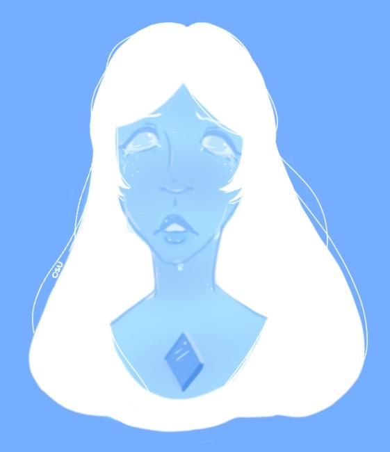 Blue Diamond - Steven Universe by Osulity