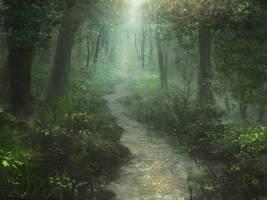 Forest Path by serjio-c
