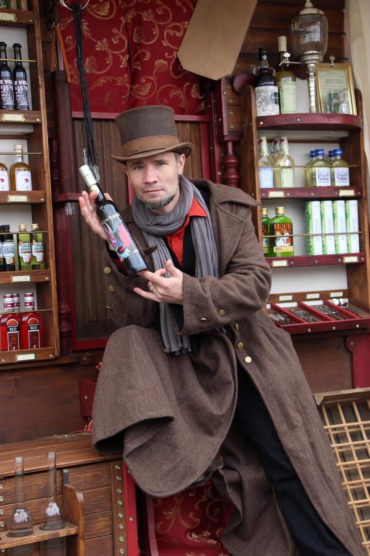 Jekyll and Hyde Absinth-Kontor 2 by MrGamy