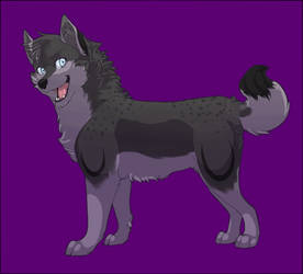 Wolfyrose 623 commish by PirateGirl-Tetra