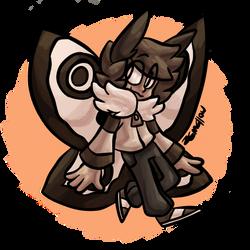 Moth by Zemellow