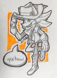 The ultimate yeehaw by Zemellow