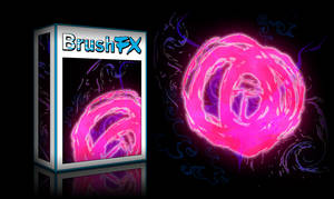 BrushFX - Abstract Lighting Set 3 by BrushFX