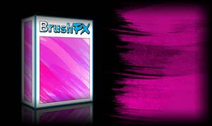 BrushFX - Watercolour Strokes Set 2 by BrushFX