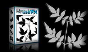 BrushFX - Plants and Leaves Set 1 by BrushFX