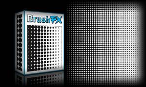 BrushFX - Halftones Set 1 by BrushFX
