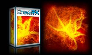 BrushFX - Abstract Lighting Set 4 by BrushFX