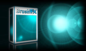 BrushFX - Light Flares Set 1 by BrushFX