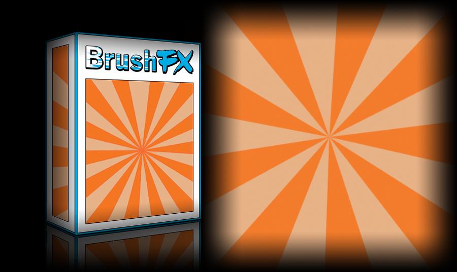 BrushFX - Rising Sun Set 1 by BrushFX