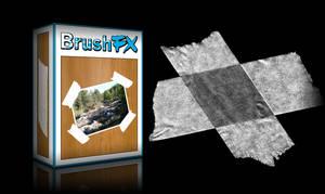 BrushFX - Sticky Tape Set 1