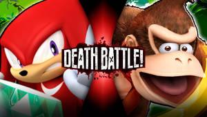 Knuckles VS Donkey Kong