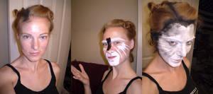 Troll Makeup by JessicaDru