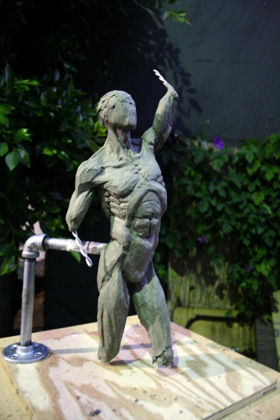 Sculpture: Torso Study by JessicaDru