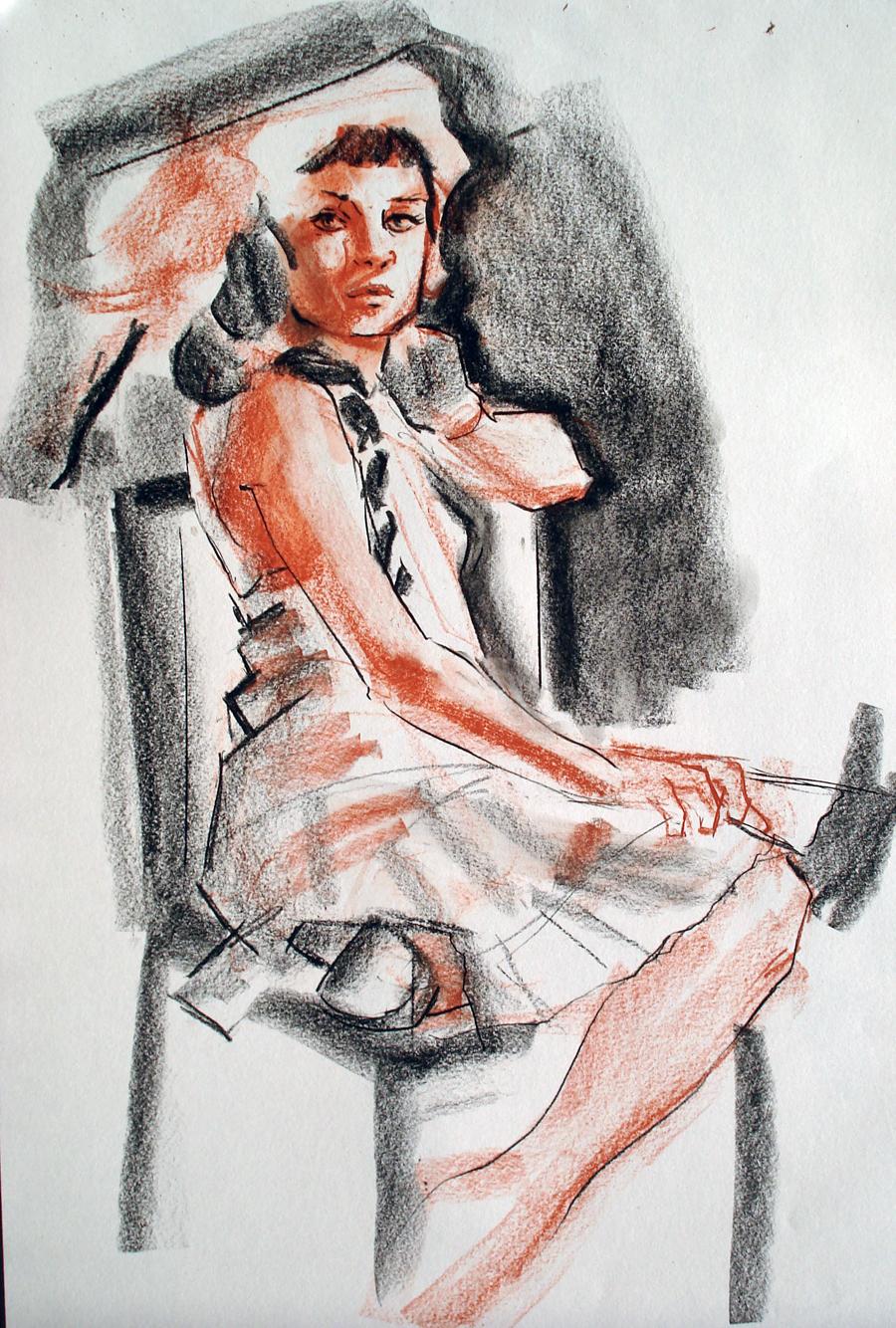 Heather 03 by JessicaDru