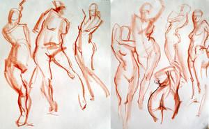 Gesture Poses by JessicaDru