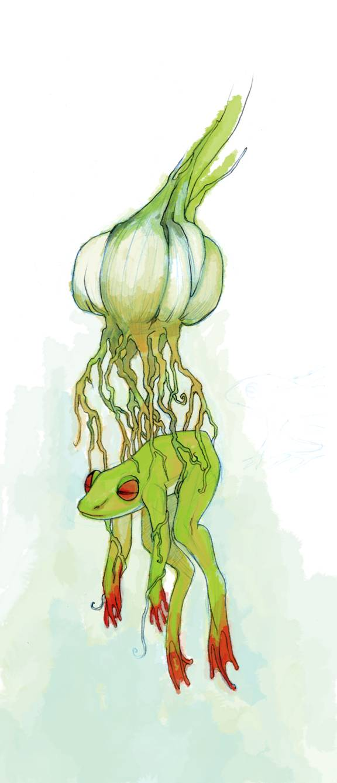 Garlic Frog Legs