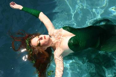 Floating Ivy by JessicaDru