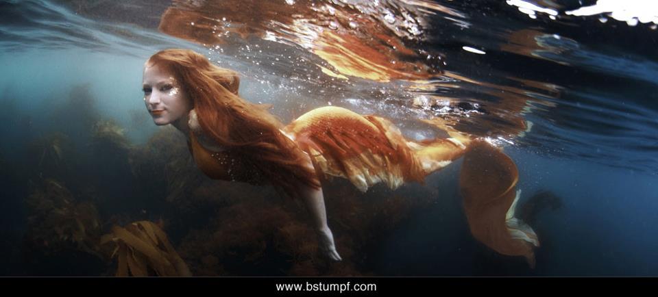 Garibaldi Mermaid by JessicaDru