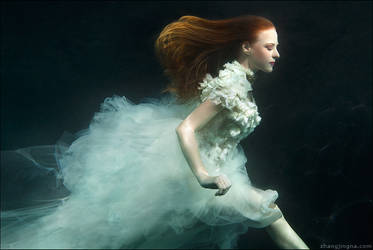 Motherland-Chronicles #39 - Underwater (model) by JessicaDru