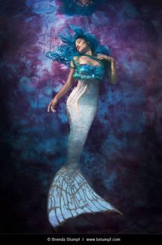 Dark Magic Mermaid