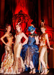 Myth Masque - Ladies