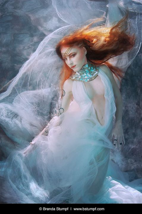 White Lady - Cailleach by JessicaDru