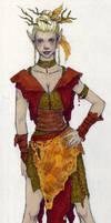 Druid Colored