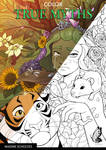 Coloring book: Color True Myths! by FreakyVicky