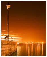 ferry lights by downhillfrenzy