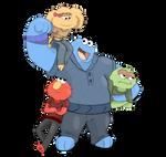 Meet the street - Sesame Street JAM!!!
