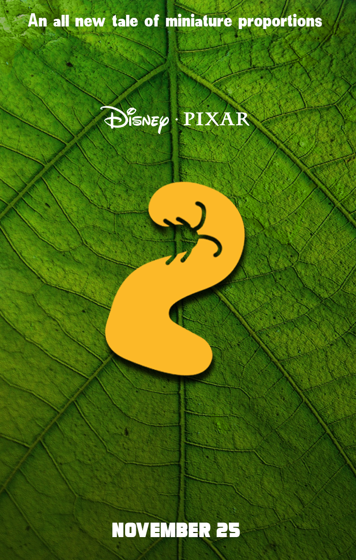 A Bugs Life 2 Teaser Poster Wiki Link By Bearmations On Deviantart