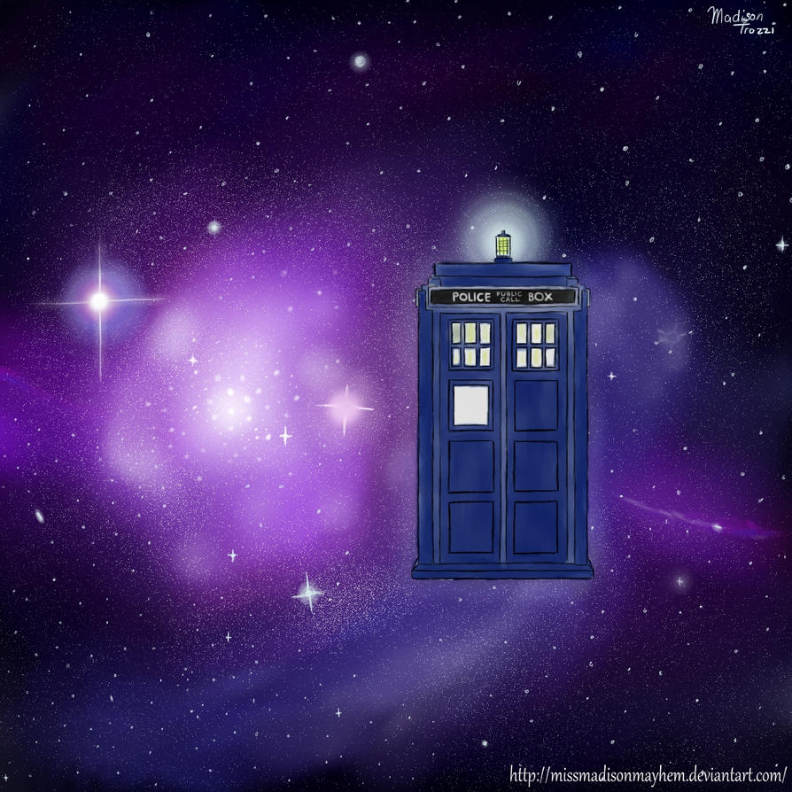 Time and relative dimension in space by missmadisonmayhem for Dimensions of space and time