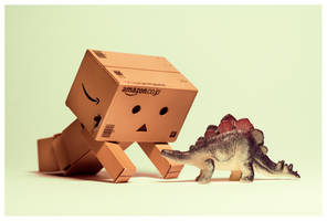 Dino by NelCaramel
