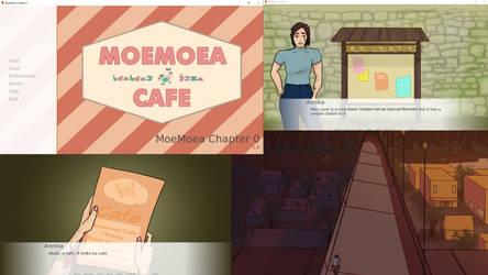 Chapter 0 MoeMoea Cafe