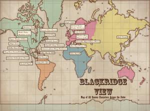 Blackridge View Map