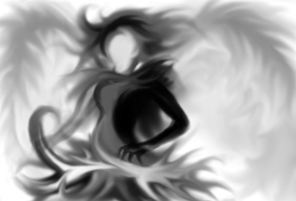 Dark angel by mikusia27