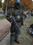 ODST Cosplay - Lucca Comics