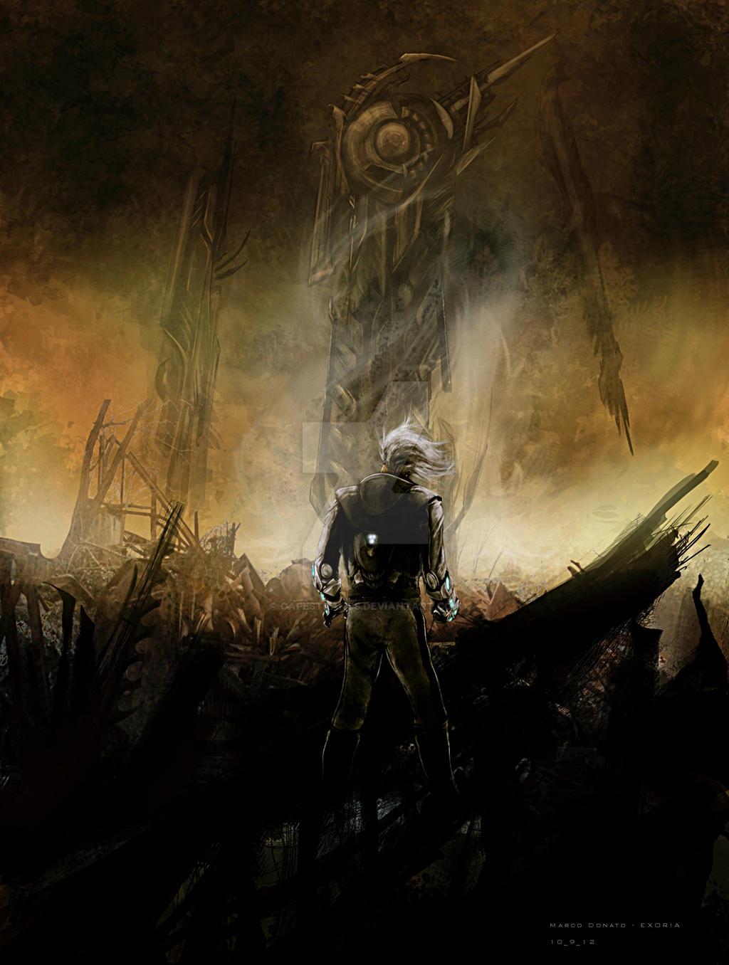 EXORIA - COVER by Capestranus