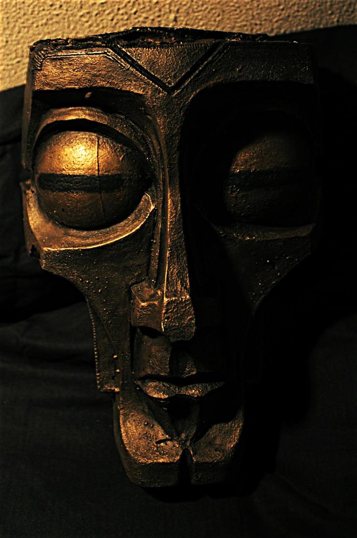 MELYAM NIHR's Mask by Capestranus