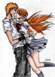 I love you, Orihime.