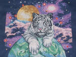 Tiger in Space