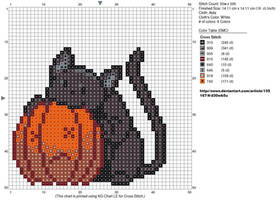 Halloween Cat by carand88