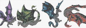 Nebula Dragons