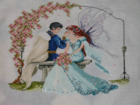 Once Upon a Time....A Fairy Secret Love