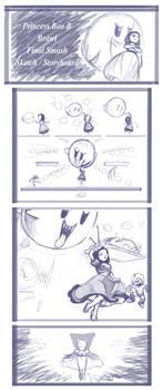 Storyboard - Boo B's Final Smash