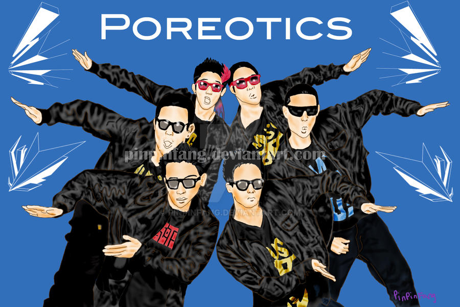 POREOTICS FOTM Art Submission by PinPinFang on DeviantArt