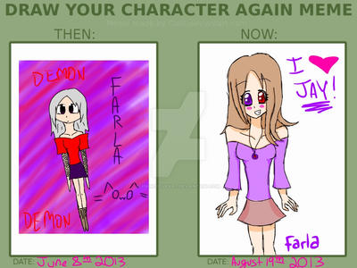 draw_your_character_again_meme__farla__by_animedovekat d6iwlq2 draw your character again meme (farla) by animedovekat on deviantart