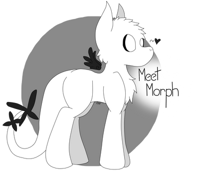Meet Morph! by Nekotics