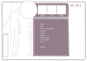 Character Sheet Base [F2U]